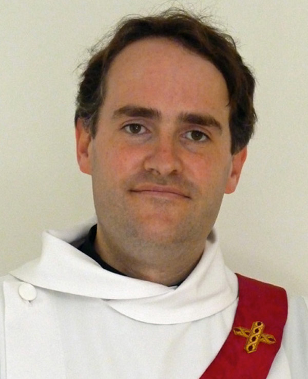 Rev'd Michael Johns-Perring