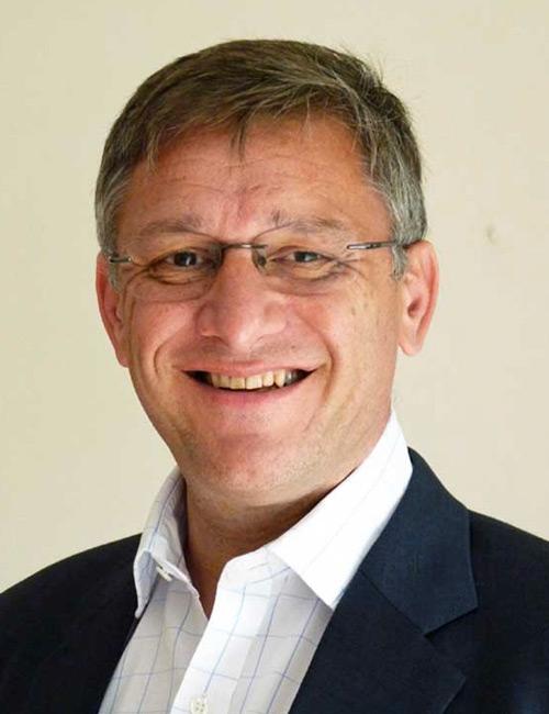 Andrew Miskin - Treasurer