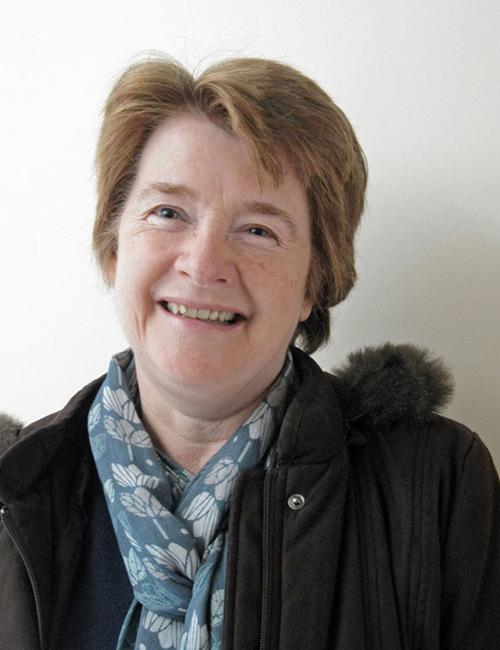 Diana Lewis - Church Warden