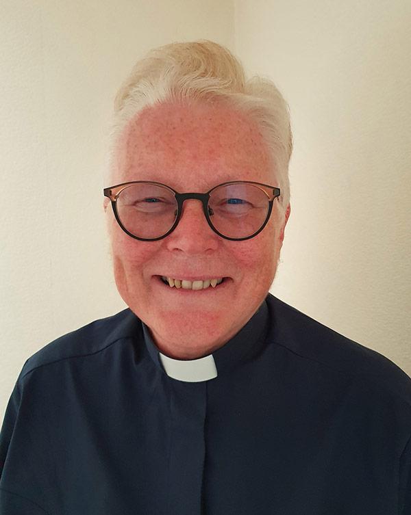Janice Price - Assistant Curate Surbiton Church