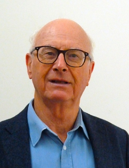 Rod Pearson - Church Warden